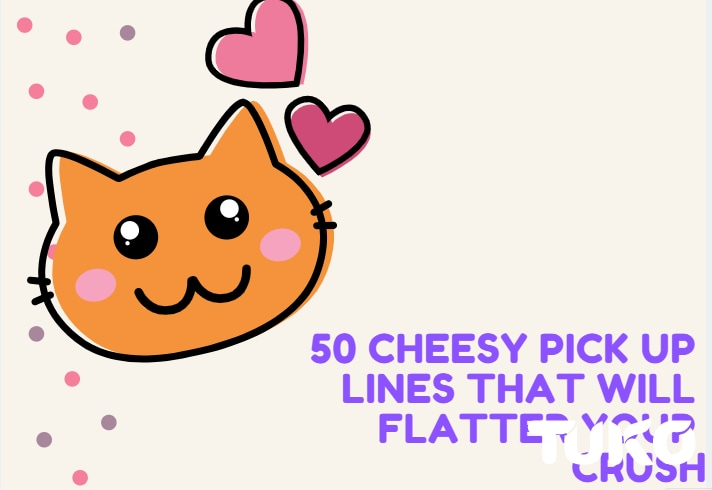 50 Hilarious Cheesy Pick-Up Lines That Will Definitely