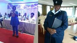 Shauri Moyo female police boss showered with praises for exemplary work