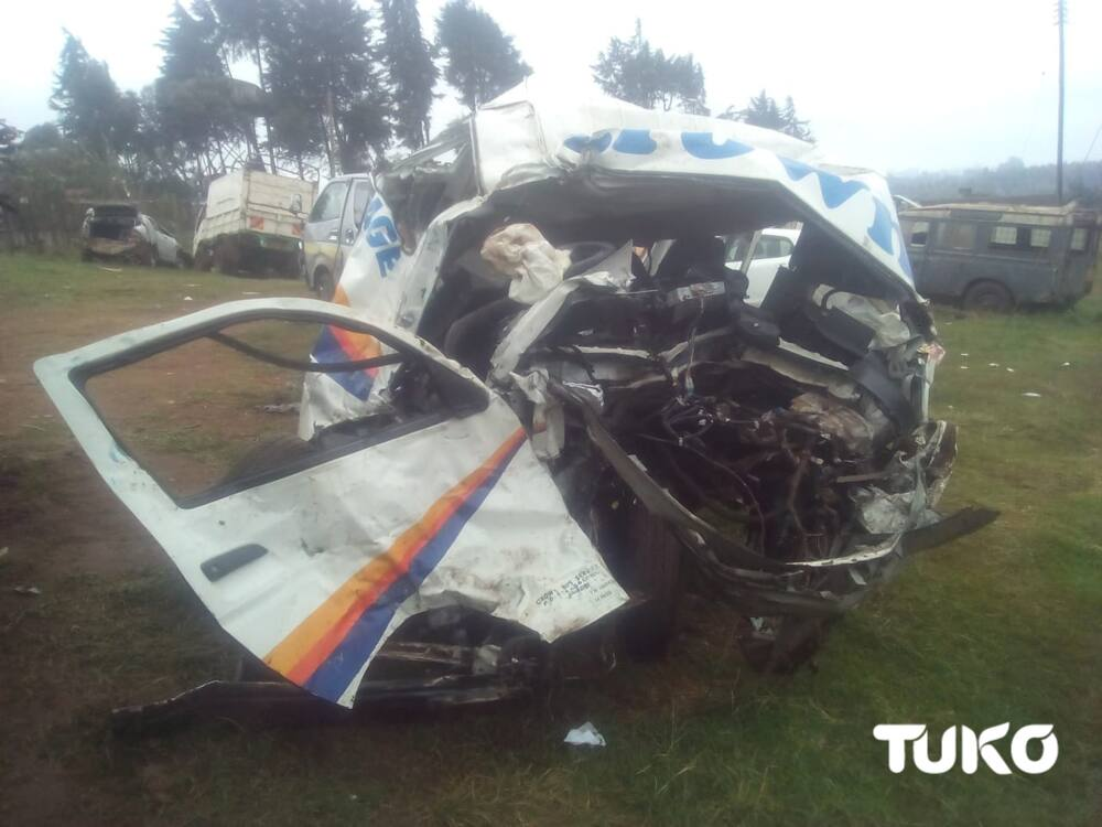 Survivor of accident that killed 12 people including pupils recounts moment vehicles collided 2 years on