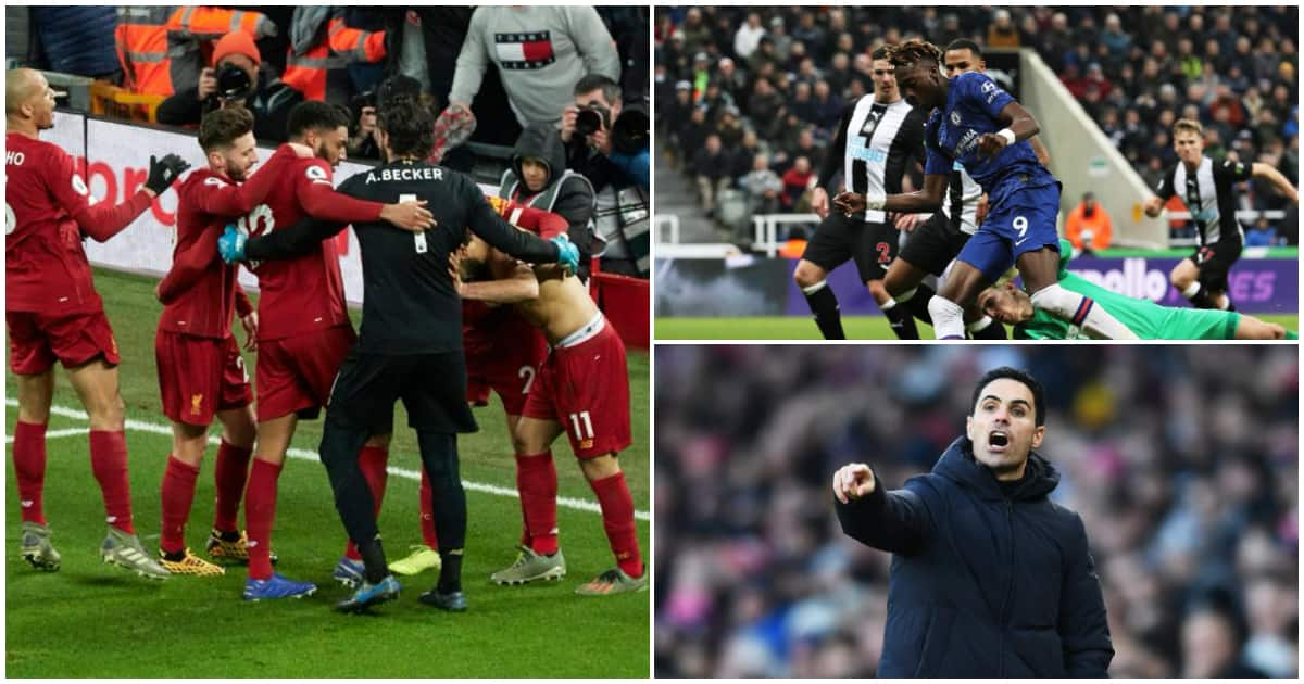 Man United keep Champions League hopes alive as Chelsea