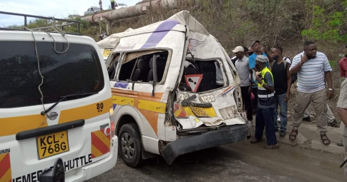 Mombasa: 3 Wafariki Dunia, 5 Wajeruhiwa Katika Ajali ya Barabara Kando ya Bahari Hindi ▷ Kenya News