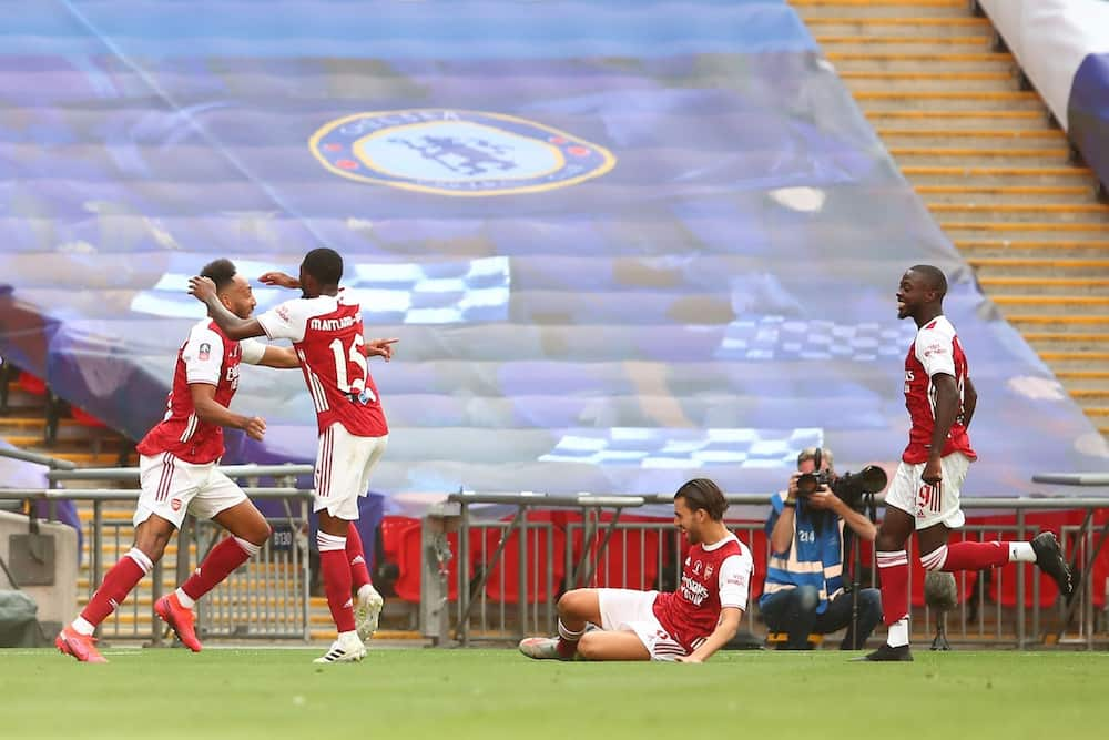 Arsenal sink sorry Chelsea to win historic 14 FA cup