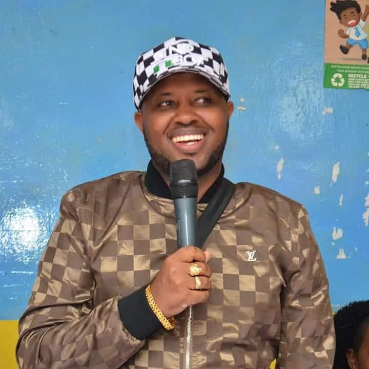 7 photos of flamboyant Embakasi West MP George Theuri that prove he is dapper politician
