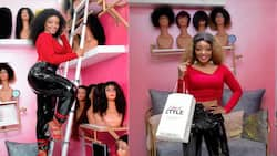 29-Year-Old Former Banker Turns Passion in Shoes, Hair, to Successful Business