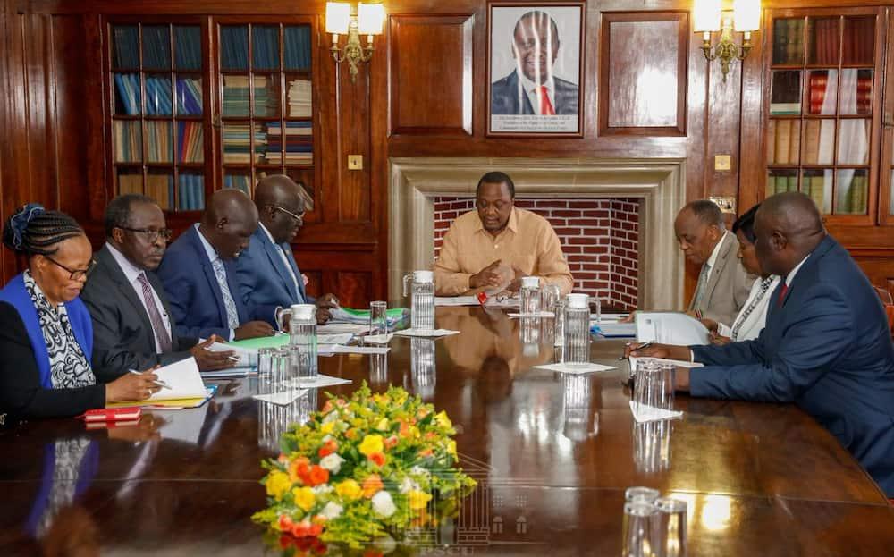 Cabinet Secretaries in Kenya
