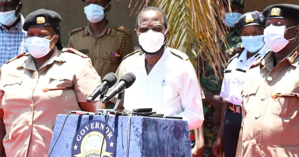 Kisumu Governor Anyang' Nyong'o Suspends County Askaris after Dragging Woman on Road