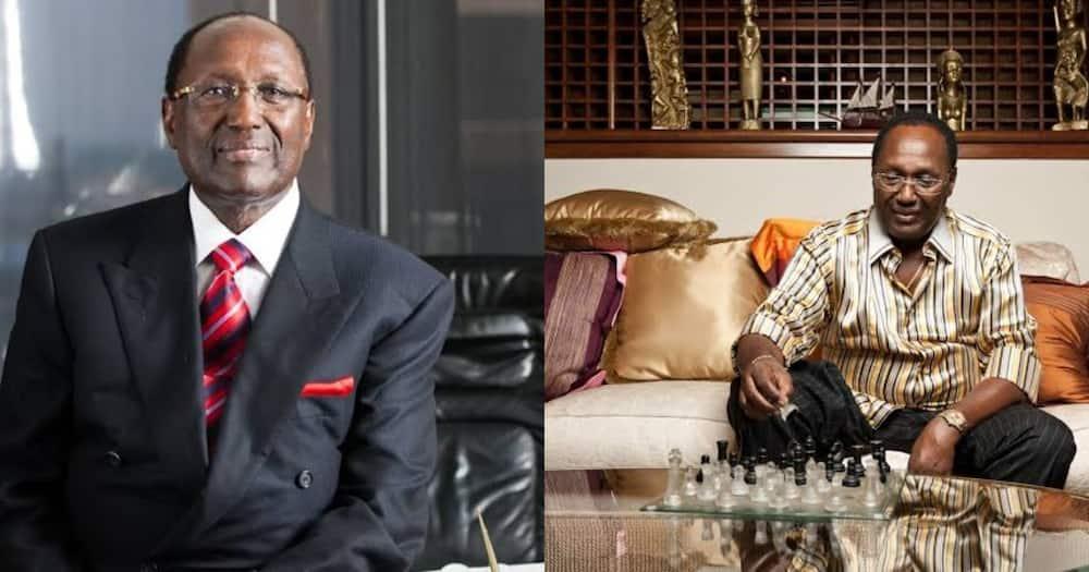 Wanawe Chris Kirubi Wanaopenda Kuishi Maisha ya Faragha