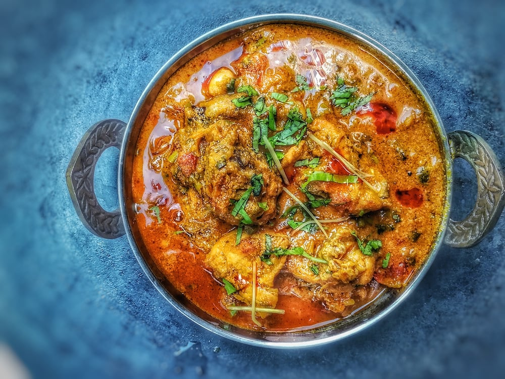 Chinese curry recipe