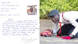 """Ugandan Comedian Little Brian's Hilarious Letter About Government Goes Viral: """"They Chew Fat Money"""""""