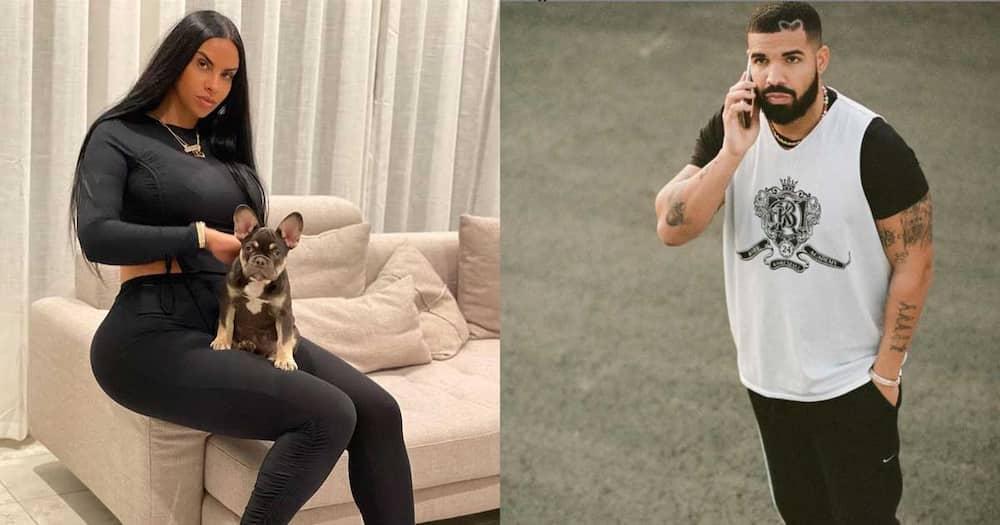 Drake and Johanna Leia.