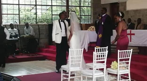 Hallie Gnatovich Wedding Pictures.Waititu S Daughter Wedding Photos And Video Tuko Co Ke