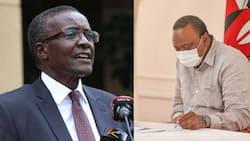 David Maraga Takes Judiciary Frustrations to East Africa Forum, Tears Into Uhuru Again