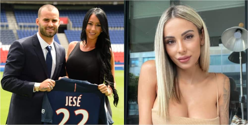 Jesse Rodriguez: PSG terminates striker's deal after having affair with wife's bestfriend