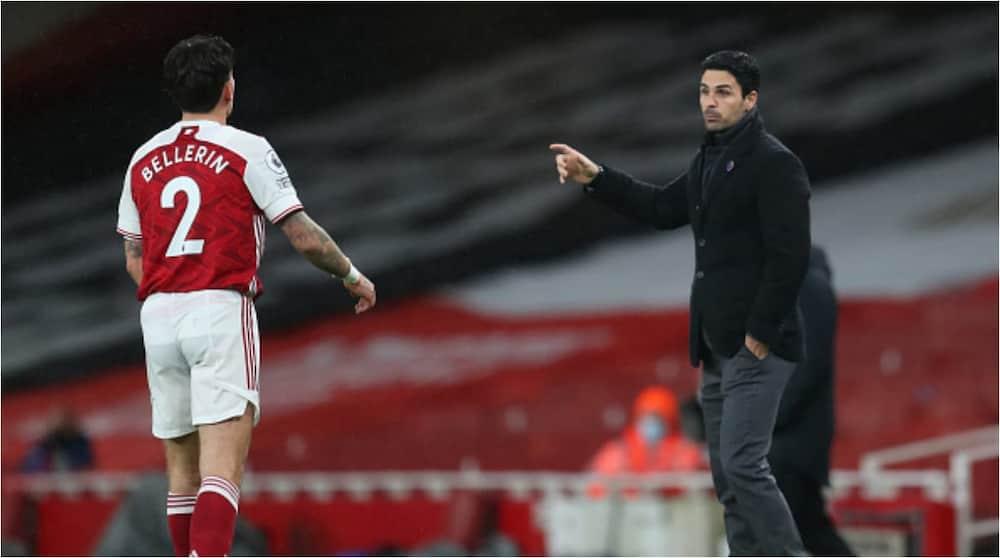 Heartbreak at the Emirates Stadium as Arsenal star reaches agreement with Arteta to leave the club