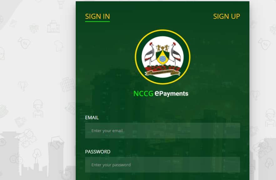 Nairobi City County business permit rates