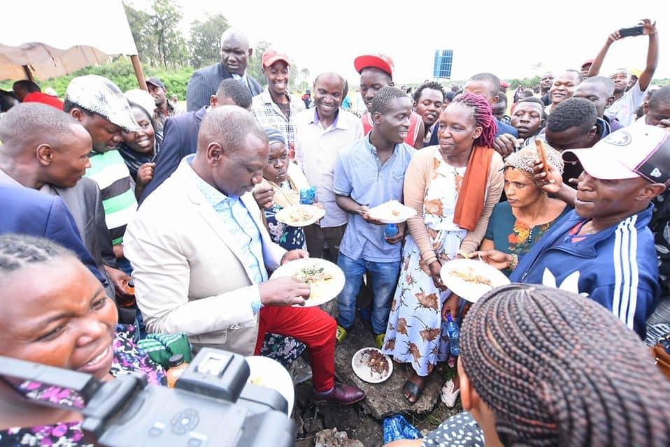 Kibra by-election: William Ruto holds appreciation ceremony for McDonald Mariga
