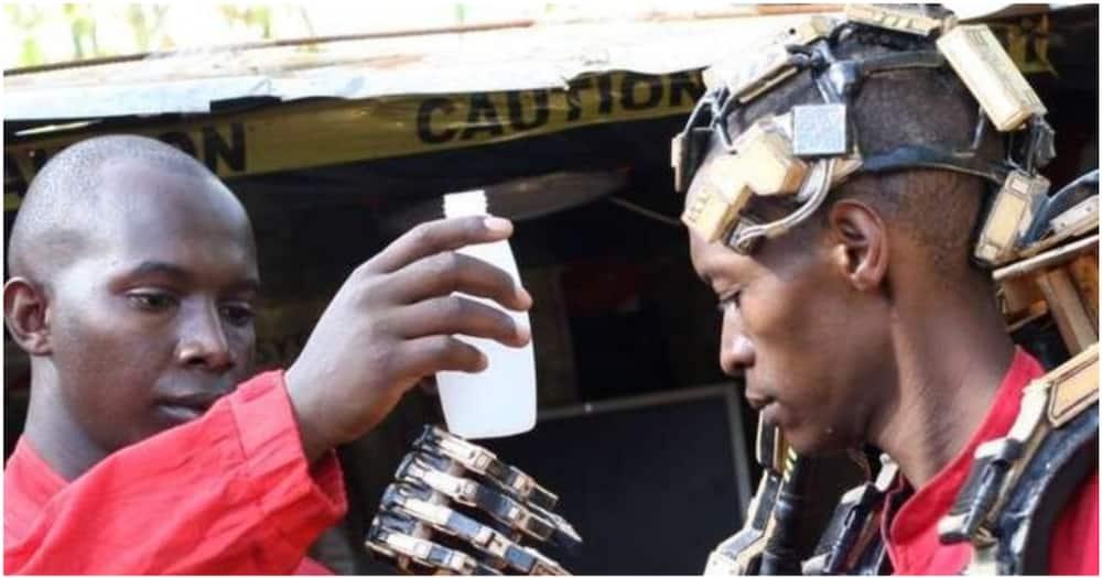 Kiambu: High school graduates exploring medical innovations using locally sourced materials