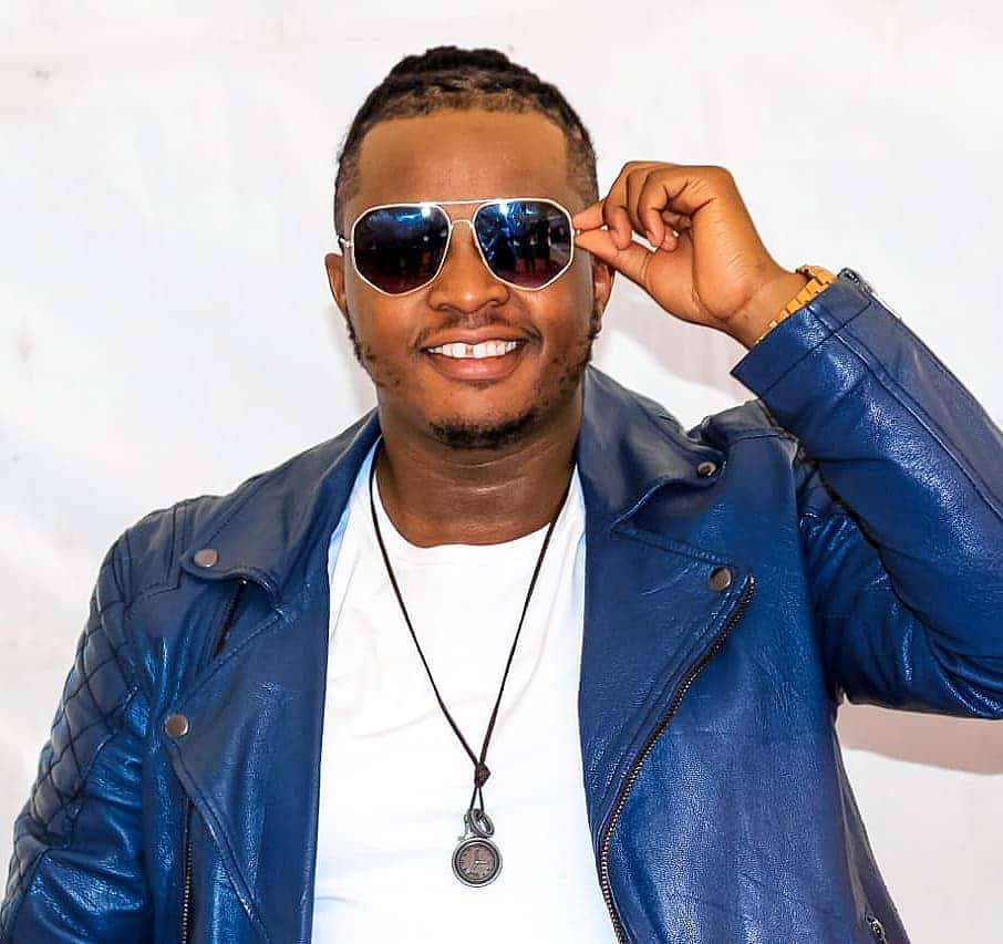 DK Kwenye Beat, wife expecting first baby together