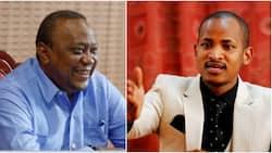 Mbunge Babu Owino adokezea kwamba huenda Uhuru akawa Waziri Mkuu, Raila Rais