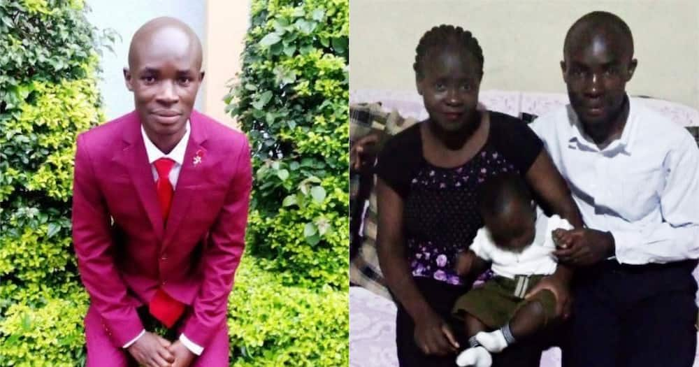 Haggai Wekulo Divulges Wife Miscarried 4 Times, Lost 6-day Old Baby