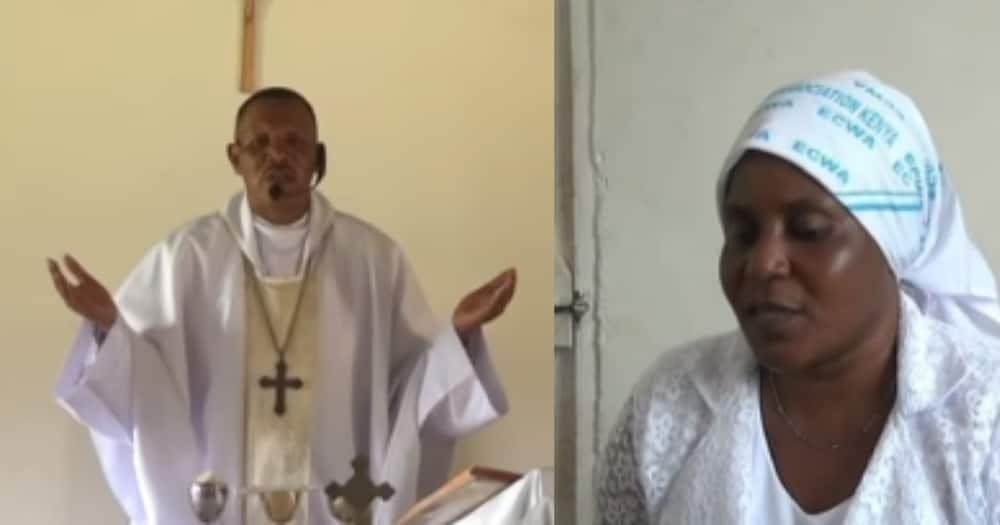 Bungoma: Kutana na Padri wa Kanisa Katoliki Aliyeaga Useja na Kumuoa Mtawa