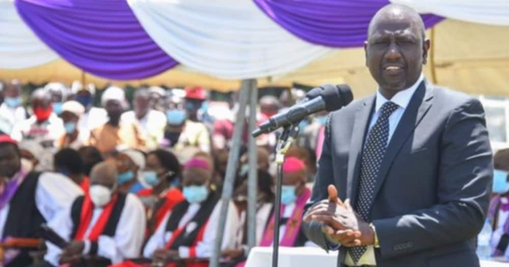Deputy President William Ruto recently declared his association with UDA.