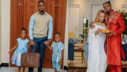 Diamond's Daughter Latiffah Convinced Her Parents Are Still in Love