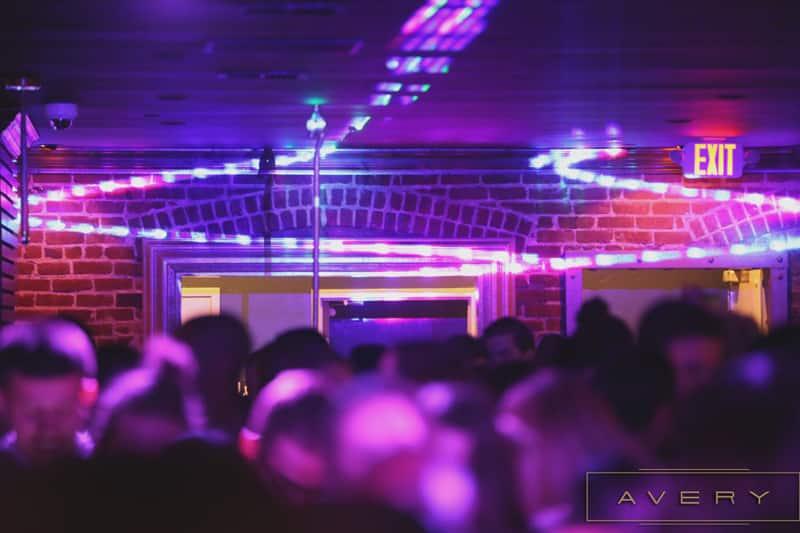 Avery Lounge.
