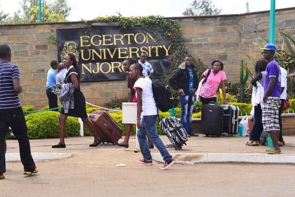 Egerton University closed indefinitely as students protest fees hike