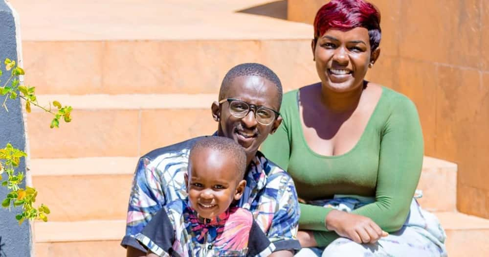 "Njugush's Wife Says They Are Still in Debt Years After Wedding: ""Mtu Wa Picha Hajatupea Footage Yote"