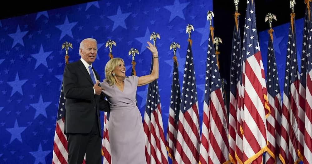 Joe Biden's 45-year-long love story started in September 1975.