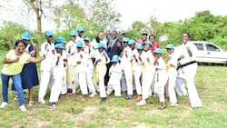 Kenyan Woman Starts Karate Club to Train Young Children Fight Crime in Slums
