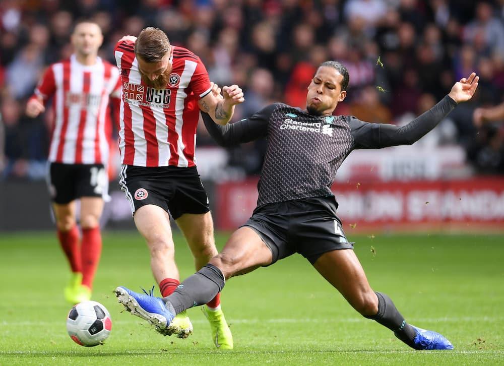 Sheffield United vs Liverpool: Wijnaldum's stunning volley powers Reds to 1-0 win