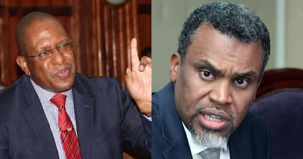DPP Noordin Haji moves to unravel KSh 1.2 billion scam at Kenya Forest Service after tipoff