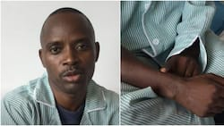 """Kitui Man Bitten by Snake that Fell from Eagle's Grip Speaks Out: """"It was Black Mamba"""""""