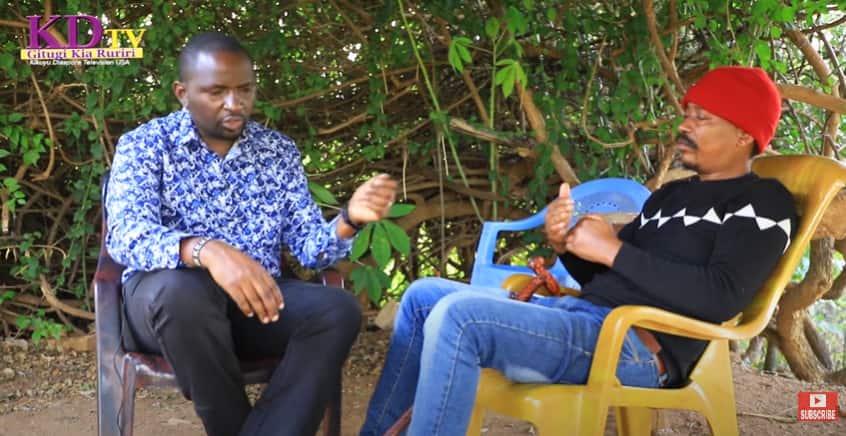 Dennis Mutara: Musician's fans furious after he appeared drunk during interview