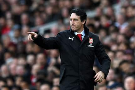 Unai Emery admits a lot needs changing at Arsenal after Arsene Wenger's departure