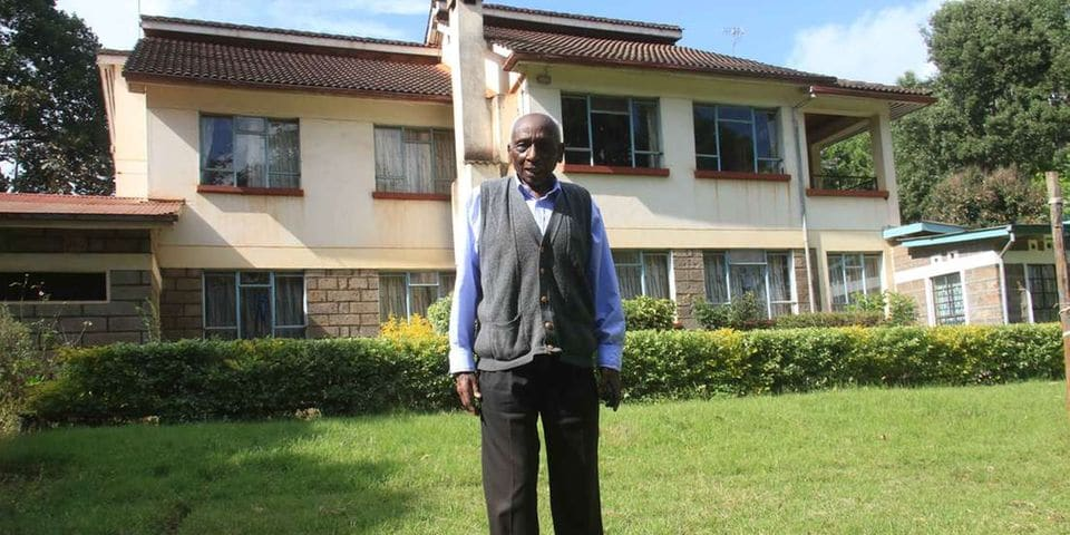 Nyeri: 94-year-old retired teacher donates KSh 6M mansion to be used as elderly home