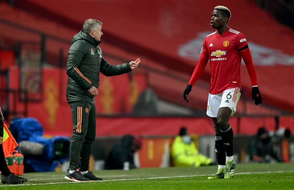 Paul Pogba shifts focus to bigger titles after Man United's EFL Cup ouster
