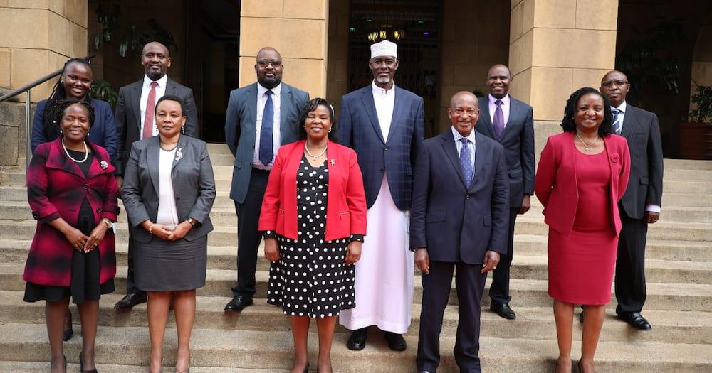Judicial Service Commission Kenya.
