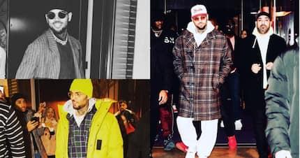 Mwanamuziki wa Marekani Chris Brown akamatwa akiwa Ufaransa kwa madai ya ubakaji