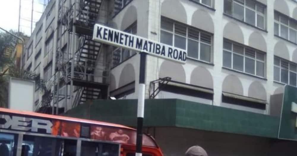 Nairobi's Accra Road Renamed After Veteran Politician Kenneth Matiba