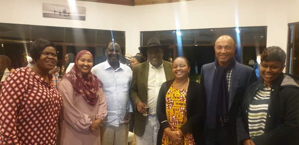Ilivyokuwa sherehe ya 'Birthday' ya Ida Odinga, mke wa Raila Odinga