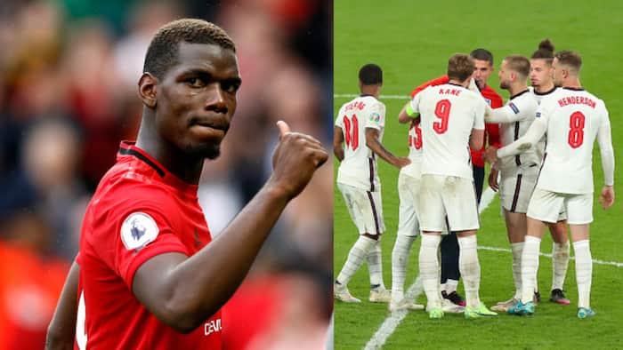 Pogba Sends Saka, Sancho and Rashford Special Message after Euro Penalty Heartbreak