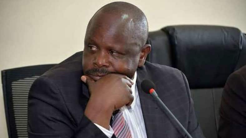 Former Bomet governor Isaac Ruto denies selling his CCM party to DP William Ruto