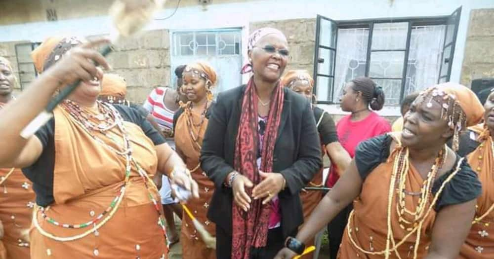 Paul Koinange's Widow June to Contest for Parliamentary Seat in Kiambaa By-Election