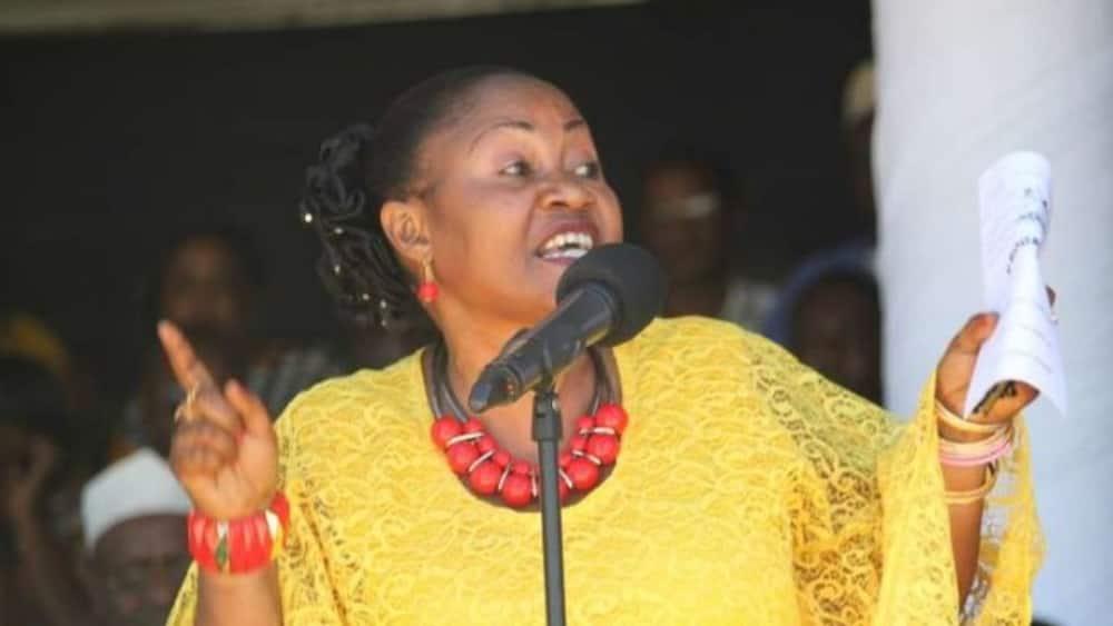 Aliyekuwa seneta wa Jubilee ampoteza mumewe