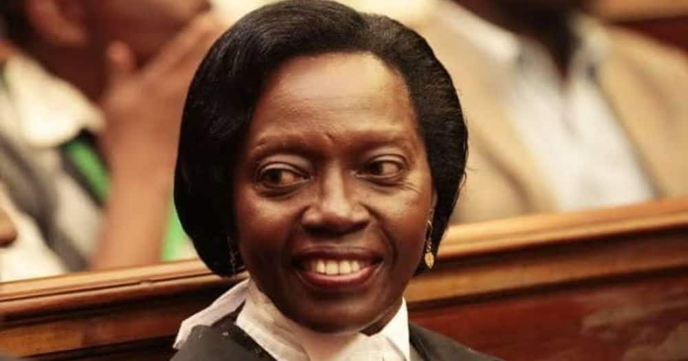 """Martha Karua says MCAs were bribed and intimidated to pass BBI: """"The people aren't impressed"""""""