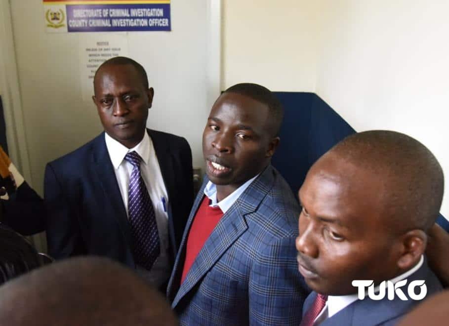Gavana Stephen Sang aachiliwa huru kwa dhamana ya KSh 1 milioni ▷ Kenya News