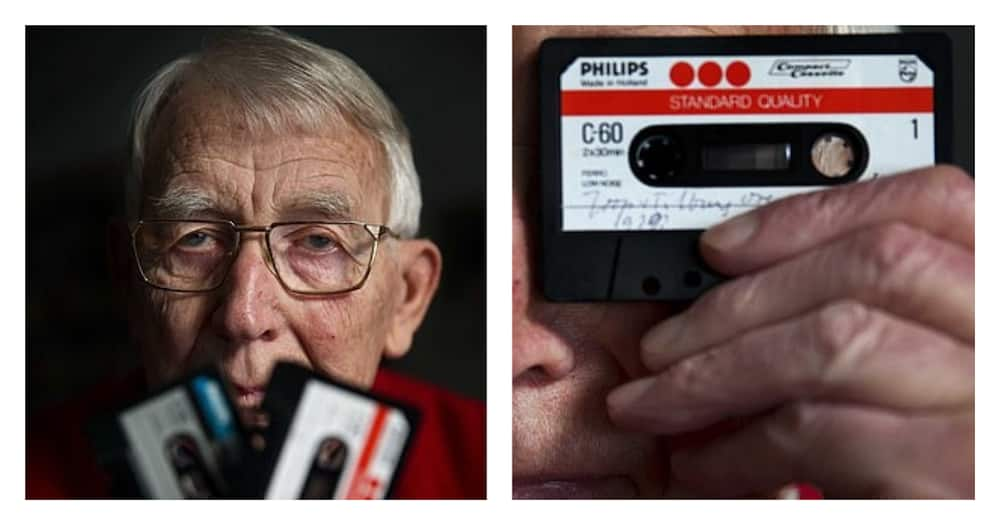 Lou Ottens: Man who invented cassette tapes dies aged 94